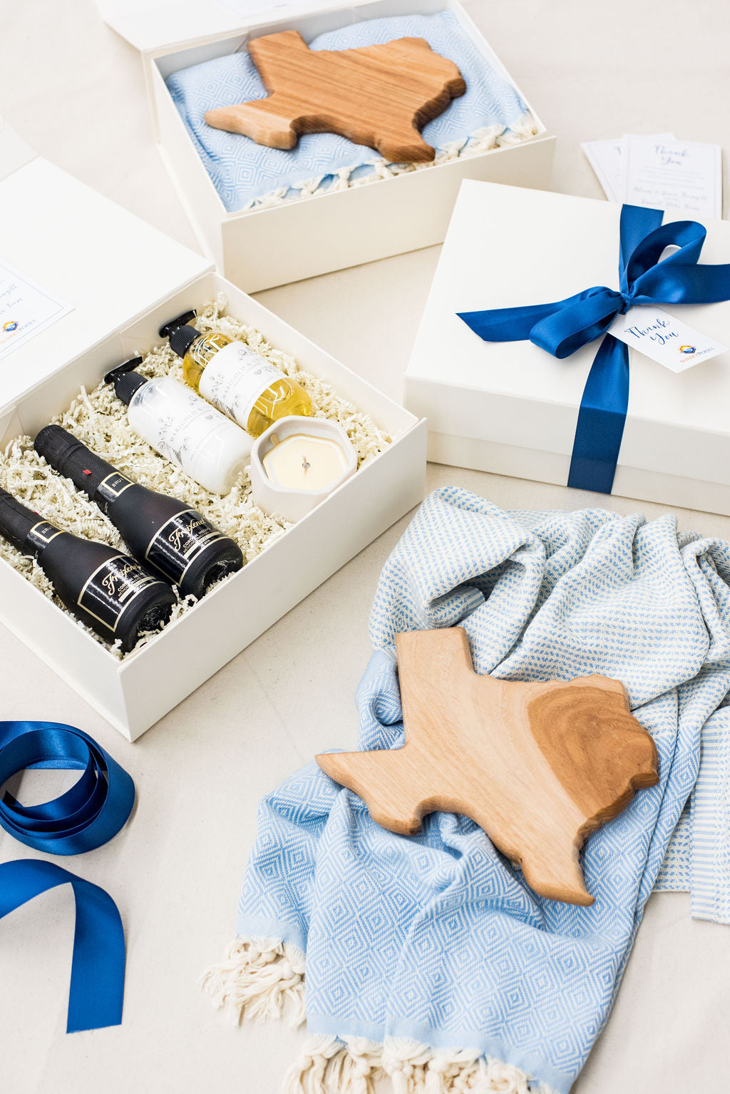 luxury realtor gift boxes