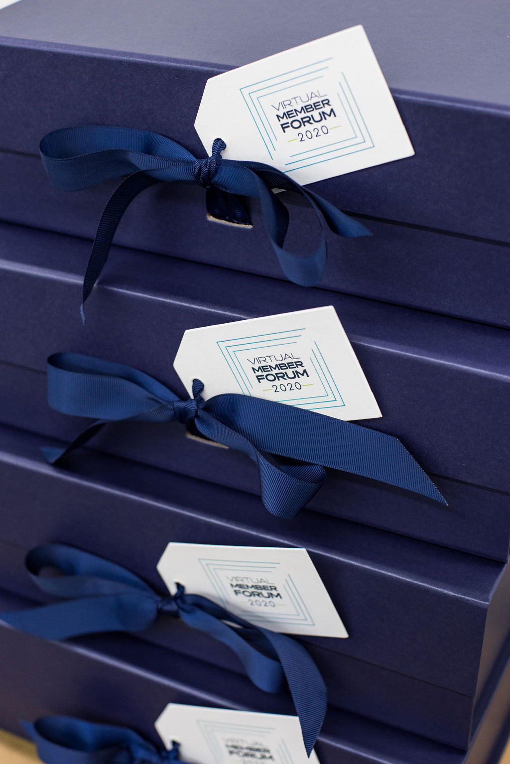 virtual event gift boxes