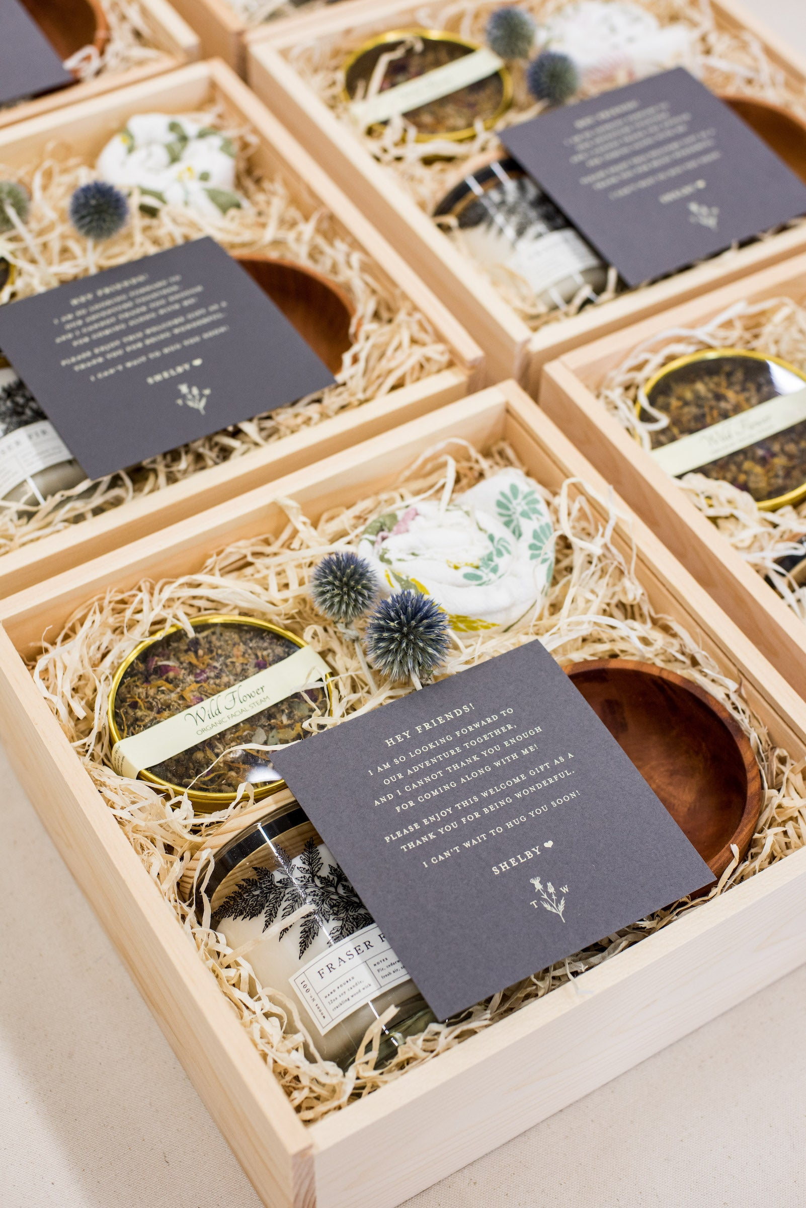 luxury wedding photographer client booking gifts