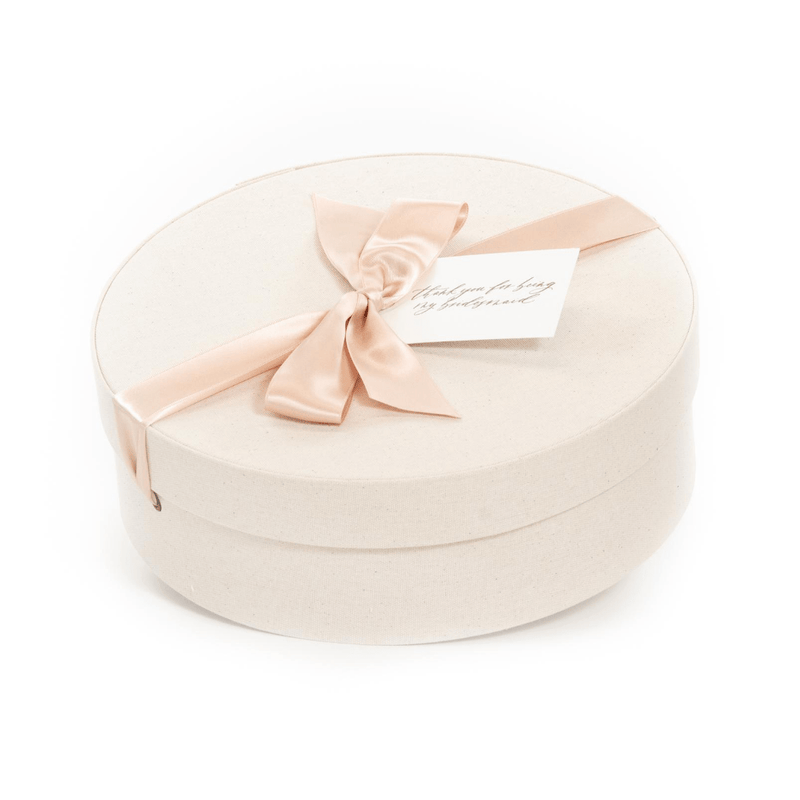 "Shop ""Team Bride"" the signature bridal party gift box by Marigold & Grey."
