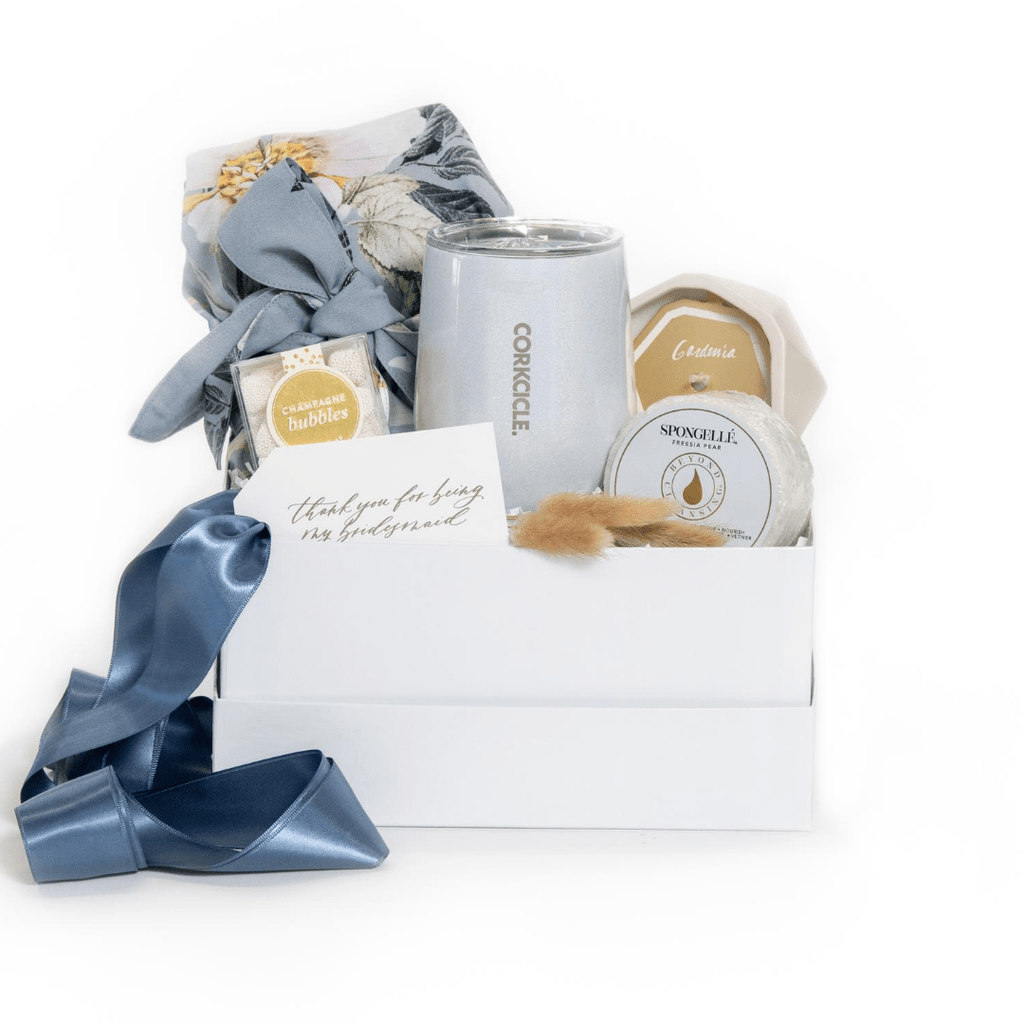 Shop the By The Bride's Side gift: our signature bridal party gift by Marigold & Grey