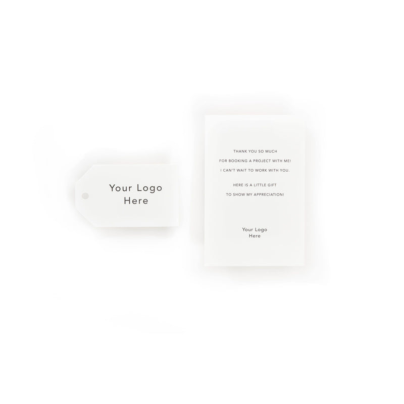 Add Your Own Logo