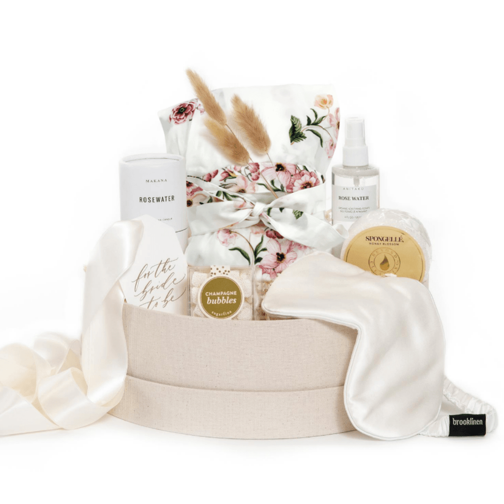 Shop the Bride Unwind gift: our signature bridal gift by Marigold & Grey