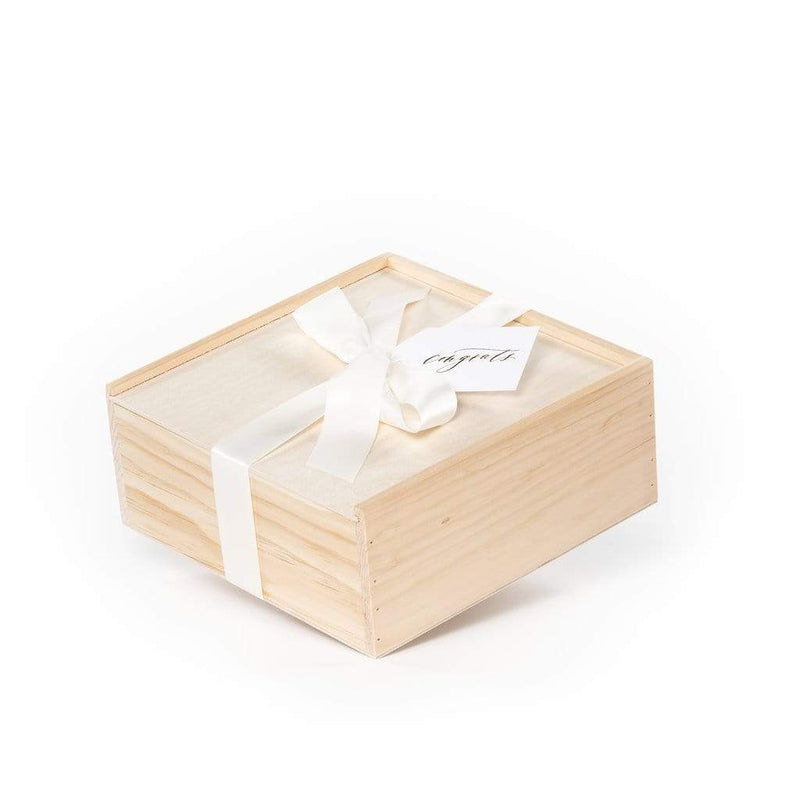 Unisex baby gift box ideas for new mommy and mom to be by Marigold & Grey