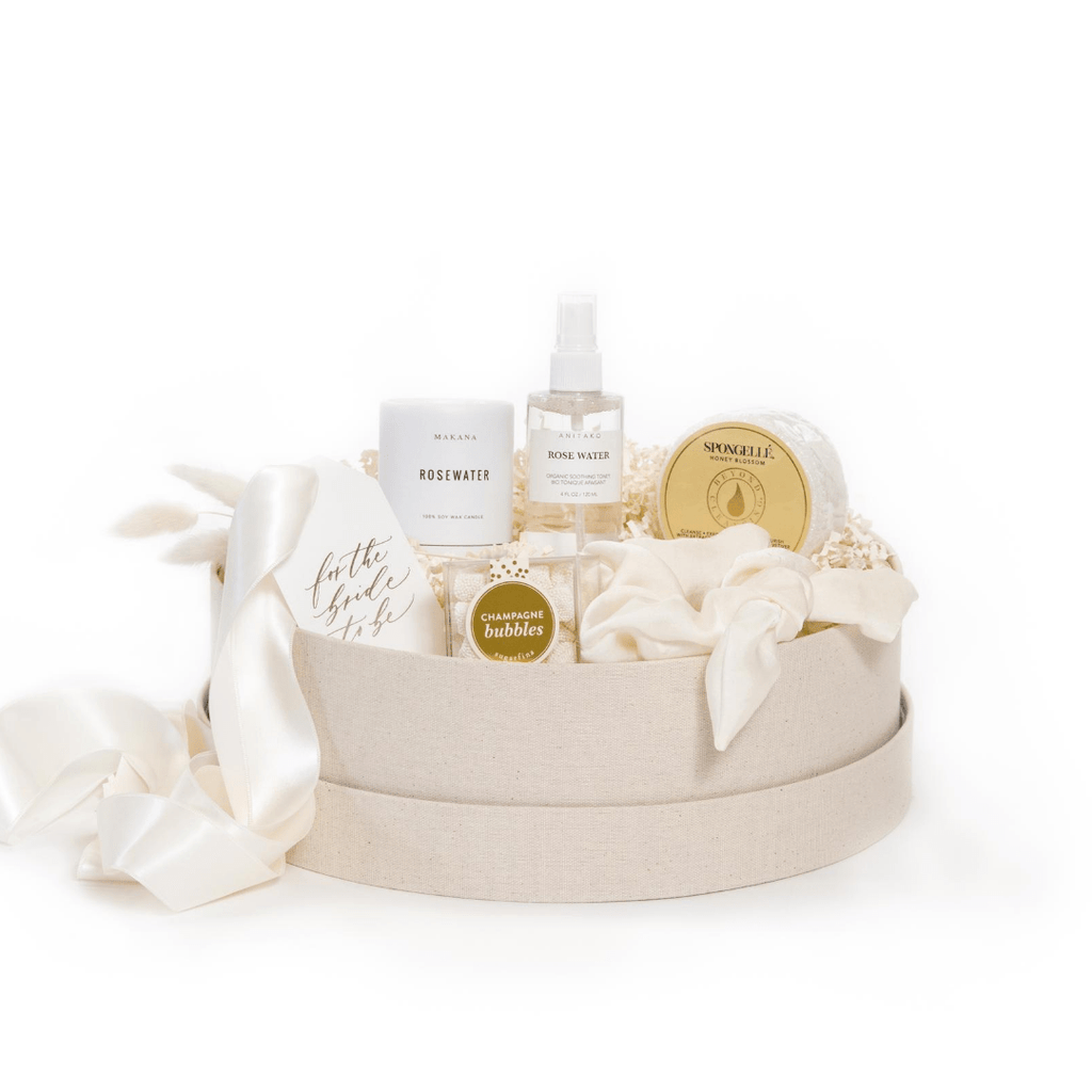 "Shop our signature wedding day bride gift, ""Wedding Day Ready"" from Marigold & Grey."