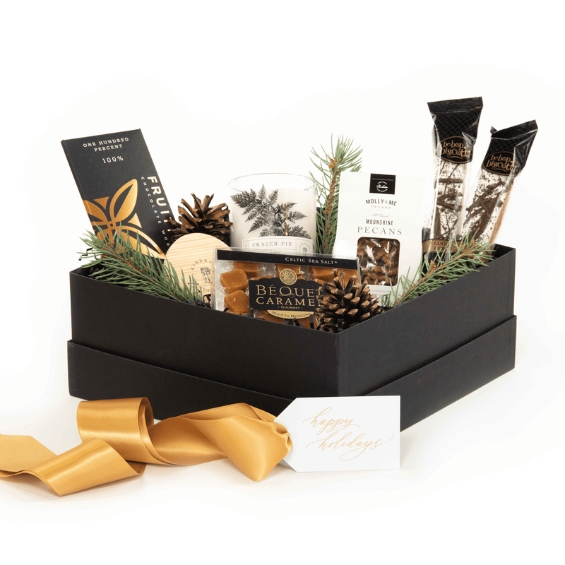 Shop the Making Spirits Bright holiday gift box by Marigold & Grey