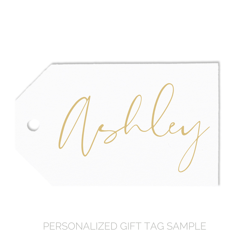 Shop the Bridesmaid Beauty gift: our signature bridal party gift by Marigold & Grey