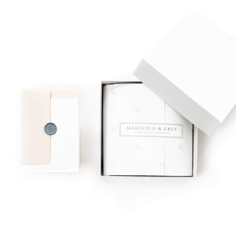 Shop the Santa Brought Self Care holiday gift box by Marigold & Grey