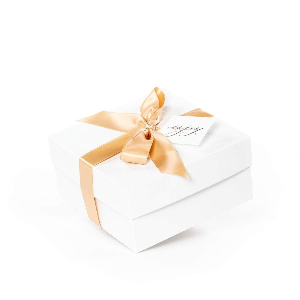 Citrus curated gift box perfect for holiday client gifting by Marigold & Grey
