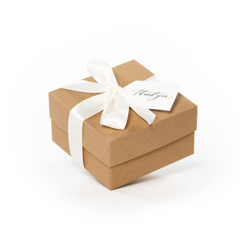 "Shop ""Gratitude Attitude"", the signature thank you gift box by Marigold & Grey."