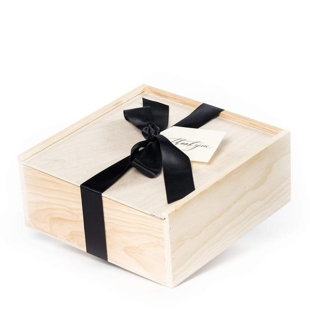 Client and corporate curated gift box for men by Marigold & Grey