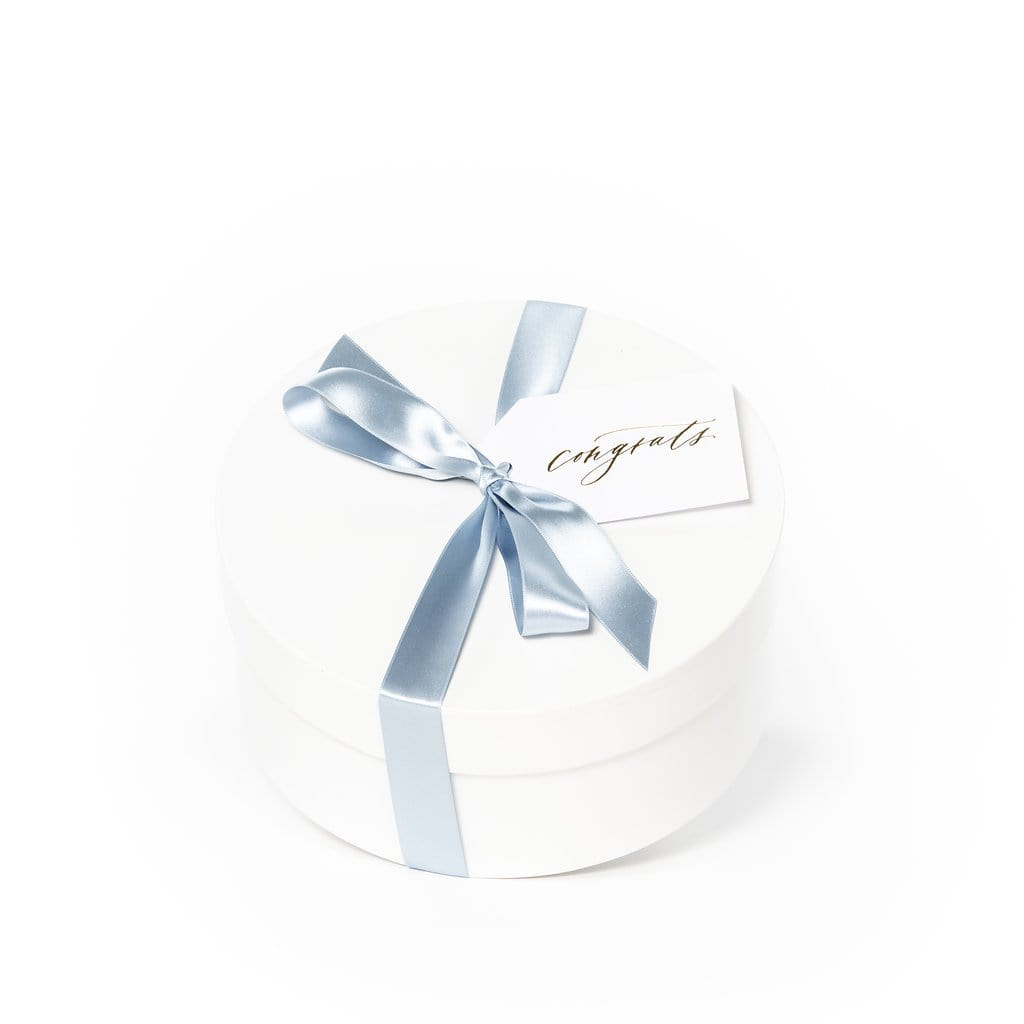 Luxury Mom to be curated gift basket for expectant mother by Marigold & Grey