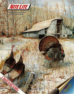 John Ward's Artwork Featured on Numerous Magazine and Catalog Covers