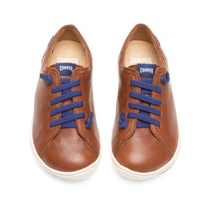 Peu Kids Shoes - Brown