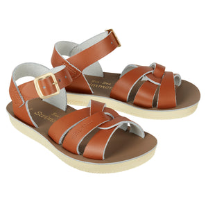 Saltwater Kids Swimmer - Tan