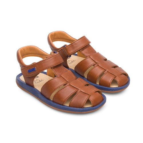 Camper Bicho Sandals - Brown