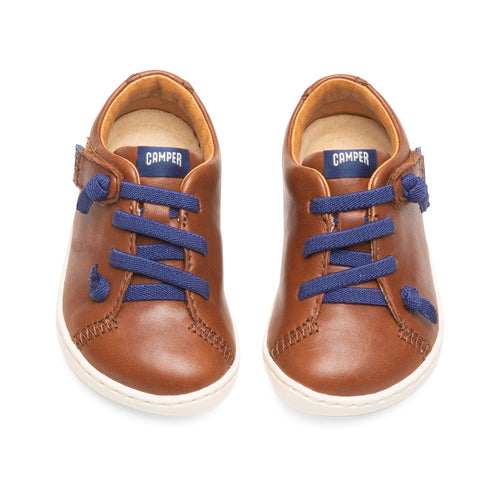 Camper Peu Shoes - Brown