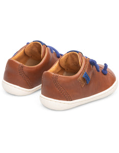 Peu First Shoes - Brown