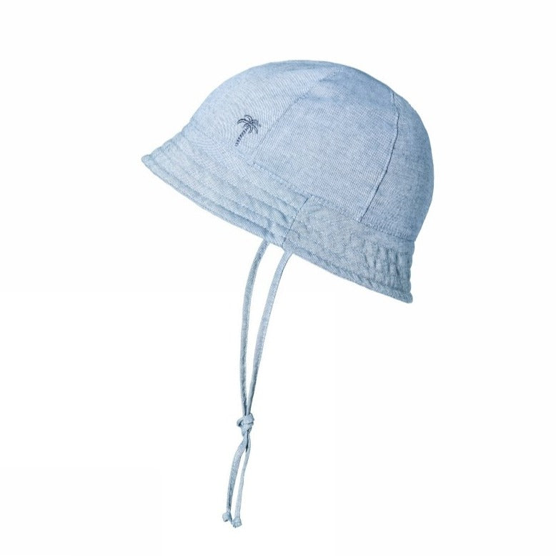 MP Denmark Chambray Bell Hat