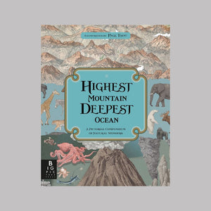 Templar Publishing Highest Mountain, Deepest Ocean