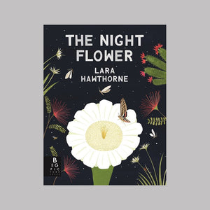 Templar Publishing The Night Flower - Lara Hawthorne