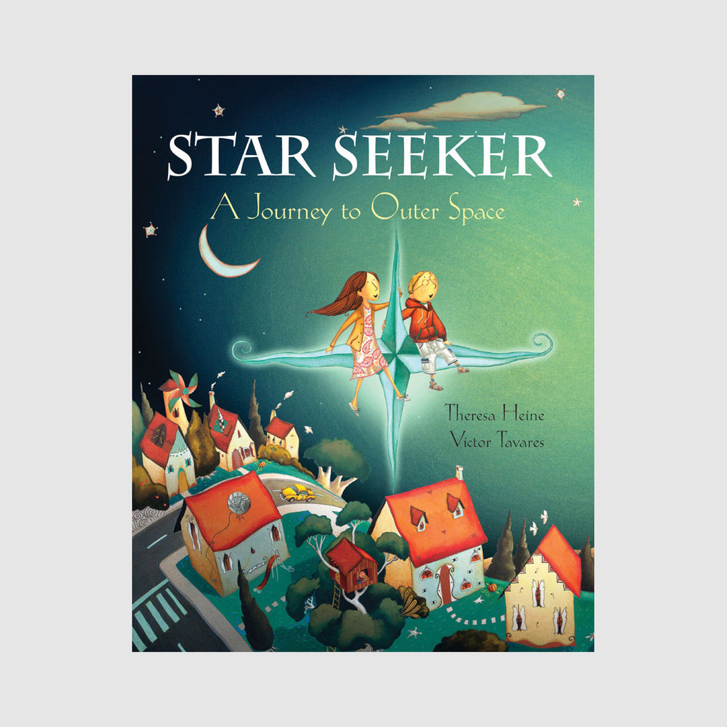 Abrams & Chronicle Books Star Seeker - Theresa Heine/Victor Tavares