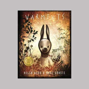 Templar Publishing Varmints - Helen Ward/Marc Craste