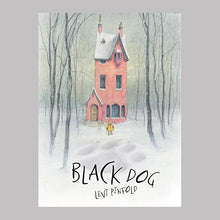 Templar Publishing Black Dog - Levi Pinfold