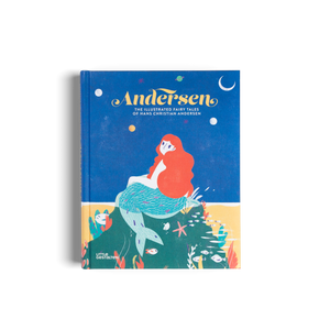 Little Gestalten Andersen - The Illustrated Fairytales of Hans Christian Andersen