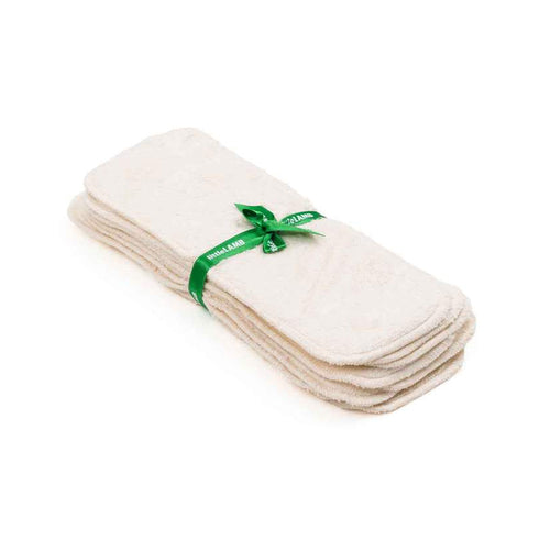 Little Lamb Bamboo Boosters - Double Thickness