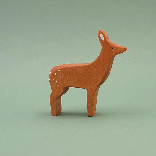 Brin d'Ours handmade in France wooden Doe