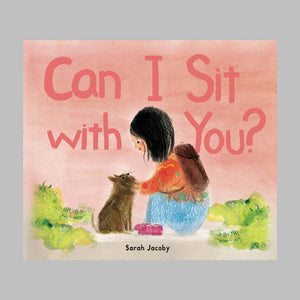 Chronicle Books Can I Sit with You? - Sarah Jacoby