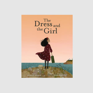 Abrams & Chronicle Books The Dress and the Girl - Camille Andros