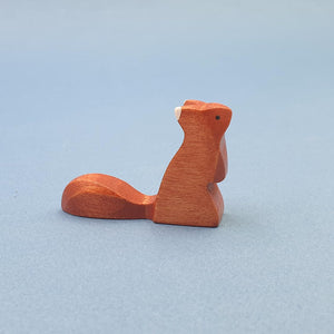 Brin d'Ours handmade in France wooden Squirrel