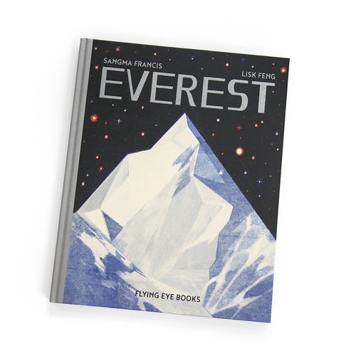 Flying Eye Books Everest - Lisk Feng, Sangma Francis