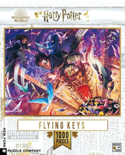 New York Puzzle Company Flying Keys - 1000 Piece Puzzle