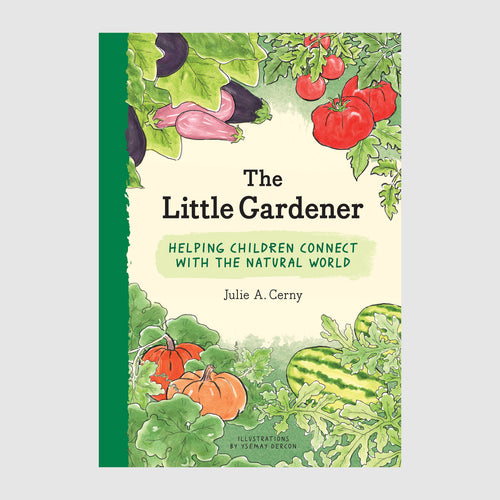 Abrams & Chronicle Books The Little Gardener - Julie A. Cerny