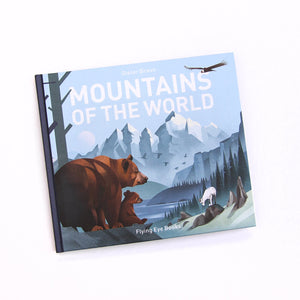Flying Eye Books Mountains of the World - Dieter Braun