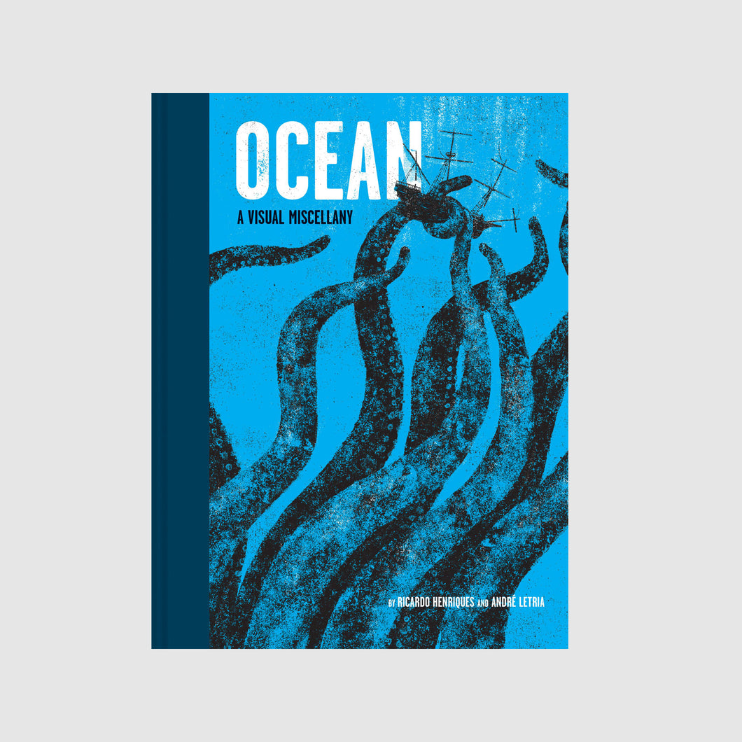 Abrams & Chronicle Books Ocean - Ricardo Henriques