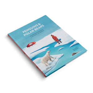 Little Gestalten Penguins and Polar Bears - Alicia Klepeis, illustrated by Grace Helmer