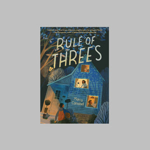 Chronicle Books Rule of Threes - Marcy Campbell