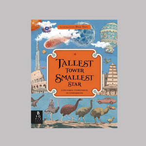 Templar Publishing Tallest Tower, Smallest Star - Kate Baker/Page Tsou