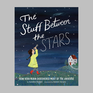 Abrams The Art of Books The Stuff Between the Stars - Sandra Nickel, Aimée Sicuro