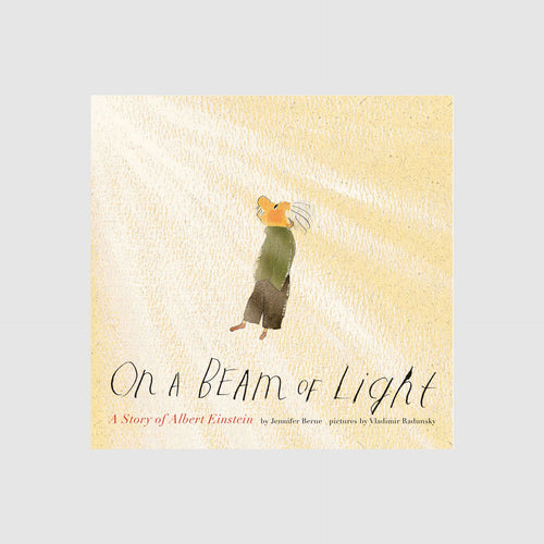 Abrams & Chronicle On a Beam of Light - Jennifer Berne, Vladimir Radunsky