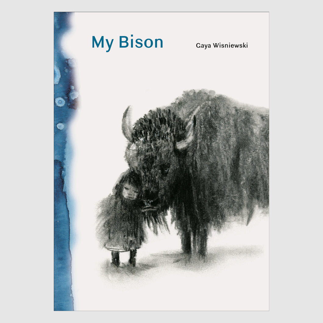 Abrams & Chronicle My Bison - Gaya Wisniewski