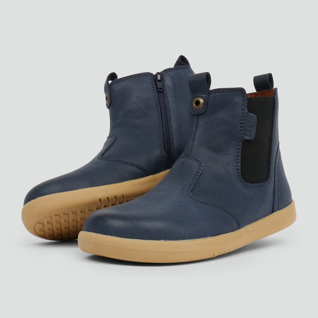 Bobux Jodhpur Navy Kid+ (Sizes 27-33)