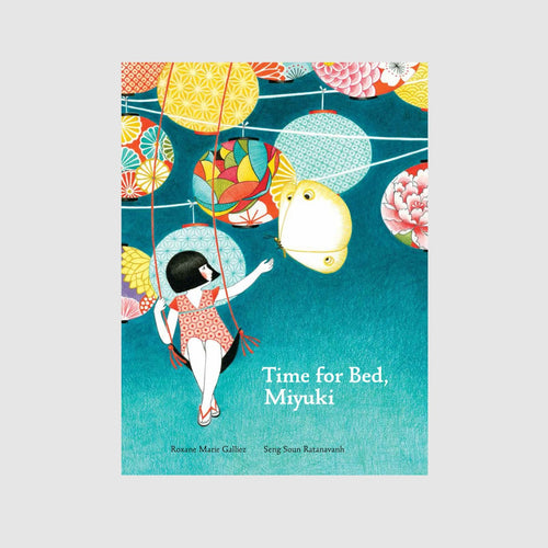 Abrams & Chronicle Time for Bed, Miyuki - Roxane Marie Galliez, Seng Soun Ratanavanh