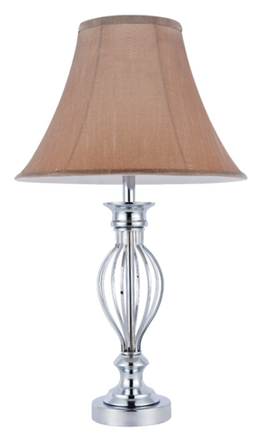 430 TABLE LAMP CHROME