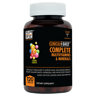 COMPLETE Adult Liquid Multivitamins & Minerals
