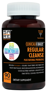 CLINICAL DAILY Regular Cleanse from SaRe Wellness - Where Healthy Families Thrive